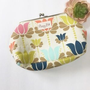 Primrose Hill | Floral Cosmetic Bag